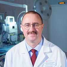Chizh Igor' Aleksandrovich (mammolog, onkolog, plasticheskij hirurg, k.m.n.) - Klinika Mir Zdorov'ja SPb