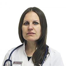 Molchanova Rita Aleksandrovna (vrach kardiolog, vrach ul'trazvukovoj diagnostiki) - Klinika Mir Zdorov'ja SPb