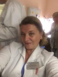 Skladchikova Nina Dmitrievna - Klinika Mir Zdorov'ja SPb