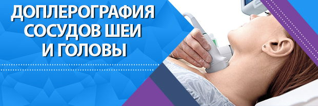 УЗИ сосудов шеи и головы в Клинике Мир Здоровья Санкт-Петербург