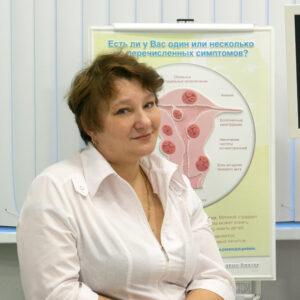 Вяткина О.Г. (гинеколог-эндокринолог) Клиника Мир Здоровья Санкт-Петербург